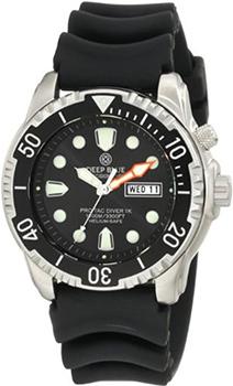 Наручные мужские часы Deep Blue Ptd1kblk