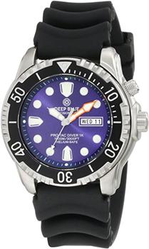 Наручные мужские часы Deep Blue Ptd1kblu