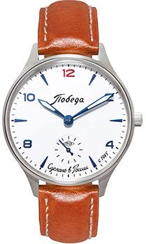 Наручные мужские часы Победа Pw-04-62-10-0020 (Коллекция Победа Красная 12)