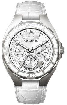 Наручные женские часы Romanson Rl0357uuw(Wh) (Коллекция Romanson Trofish)