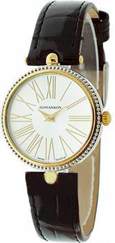 Наручные женские часы Romanson Rl0362lc(Wh) (Коллекция Romanson Trofish)