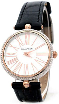 Наручные женские часы Romanson Rl0362lj(Wh) (Коллекция Romanson Trofish)