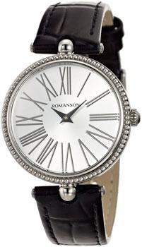 Наручные женские часы Romanson Rl0362lw(Wh) (Коллекция Romanson Trofish)