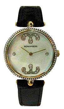 Наручные женские часы Romanson Rl0363lc(Wh) (Коллекция Romanson Trofish)