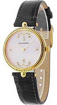 Наручные женские часы Romanson Rl0363lj(Pink) (Коллекция Romanson Giselle)