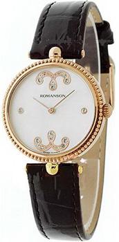 Наручные женские часы Romanson Rl0363lr(Wh) (Коллекция Romanson Giselle)