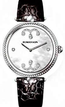 Наручные женские часы Romanson Rl0363lw(Wh) (Коллекция Romanson Giselle)