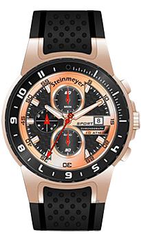 Наручные мужские часы Steinmeyer S022.43.31 (Коллекция Steinmeyer Basketball)