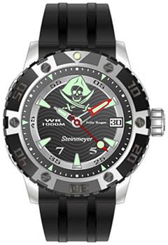Наручные мужские часы Steinmeyer S041.03.31 (Коллекция Steinmeyer Diving)