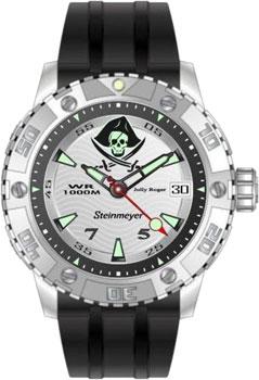 Наручные мужские часы Steinmeyer S041.13.33 (Коллекция Steinmeyer Diving)