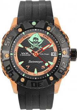 Наручные мужские часы Steinmeyer S041.93.31 (Коллекция Steinmeyer Diving)