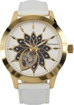 Наручные женские часы Steinmeyer S262.24.33 (Коллекция Steinmeyer Automatic)