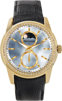 Наручные женские часы Steinmeyer S811.21.43 (Коллекция Steinmeyer Tennis)