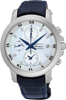 Наручные женские часы Seiko Sndv59p2 (Коллекция Seiko Premier)
