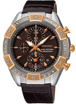 Наручные женские часы Seiko Sndv62p1 (Коллекция Seiko Velatura)