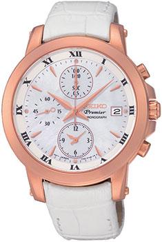 Наручные женские часы Seiko Sndv66p1 (Коллекция Seiko Premier)