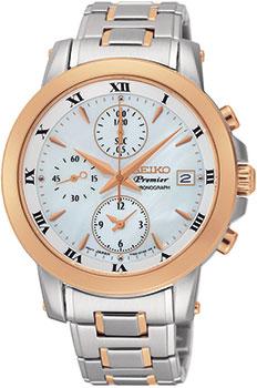 Наручные женские часы Seiko Sndv68p1 (Коллекция Seiko Premier)