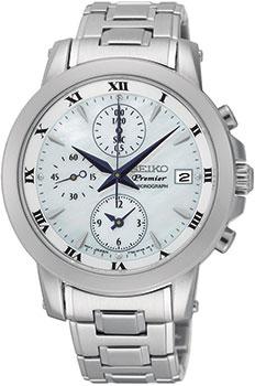 Наручные женские часы Seiko Sndv71p1 (Коллекция Seiko Premier)