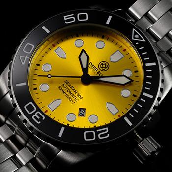 Наручные мужские часы Deep Blue Srabe