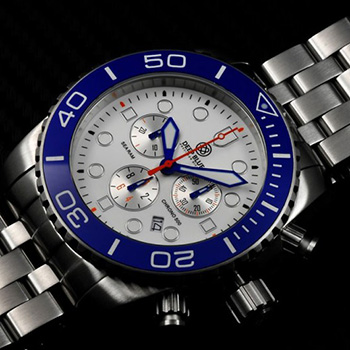 Наручные мужские часы Deep Blue Srcba