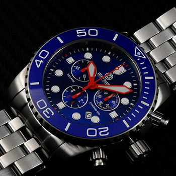 Наручные мужские часы Deep Blue Srcbb