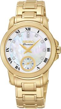 Наручные женские часы Seiko Srkz60p1 (Коллекция Seiko Premier)