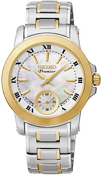 Наручные женские часы Seiko Srkz66p1 (Коллекция Seiko Premier)