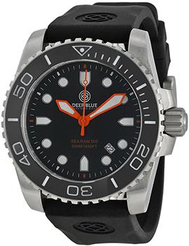 Наручные мужские часы Deep Blue Srqba