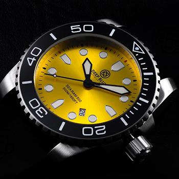 Наручные мужские часы Deep Blue Srqbe