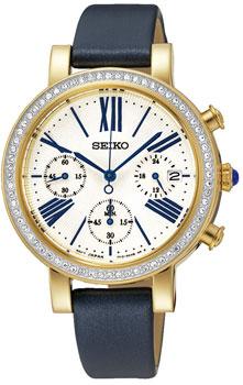 Наручные женские часы Seiko Srw016p1 (Коллекция Seiko Conceptual Series Dress)