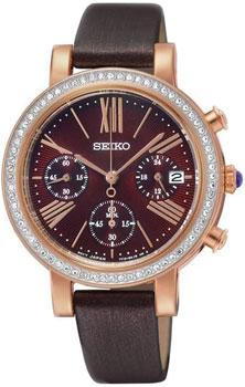 Наручные женские часы Seiko Srw018p1 (Коллекция Seiko Conceptual Series Dress)