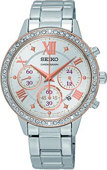 Наручные женские часы Seiko Srw848p1 (Коллекция Seiko Conceptual Series Dress)