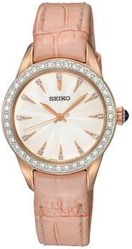 Наручные женские часы Seiko Srz388p1 (Коллекция Seiko Conceptual Series Dress)