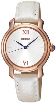 Наручные женские часы Seiko Srz394p1 (Коллекция Seiko Conceptual Series Dress)