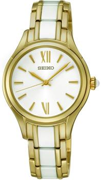 Наручные женские часы Seiko Srz398p1 (Коллекция Seiko Conceptual Series Dress)