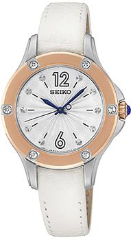 Наручные женские часы Seiko Srz422p2 (Коллекция Seiko Conceptual Series Dress)