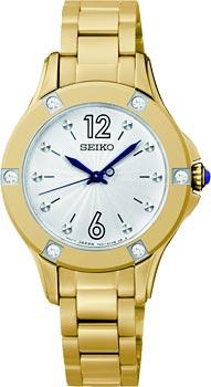 Наручные женские часы Seiko Srz424p1 (Коллекция Seiko Conceptual Series Dress)