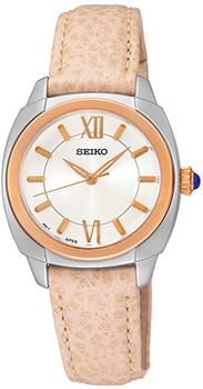 Наручные женские часы Seiko Srz430p1 (Коллекция Seiko Conceptual Series Dress)