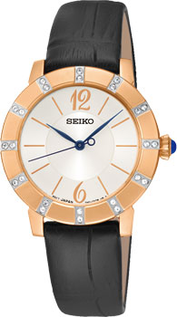 Наручные женские часы Seiko Srz456p1 (Коллекция Seiko Conceptual Series Dress)
