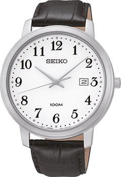 Наручные мужские часы Seiko Sur113p1 (Коллекция Seiko Promo)