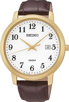 Наручные мужские часы Seiko Sur114p1 (Коллекция Seiko Promo)