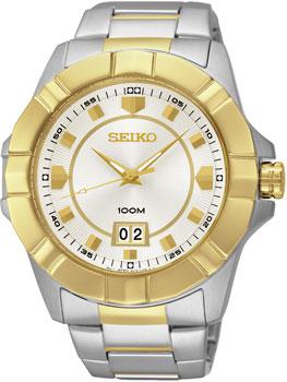 Наручные мужские часы Seiko Sur134p1 (Коллекция Seiko Seiko Lord)