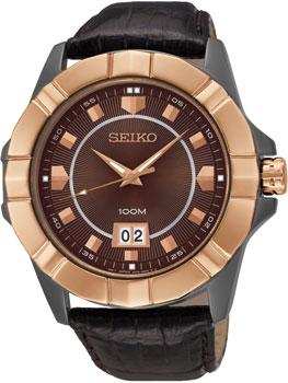 Наручные мужские часы Seiko Sur138p1 (Коллекция Seiko Seiko Lord)