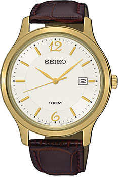 Наручные мужские часы Seiko Sur150p1 (Коллекция Seiko Promo)