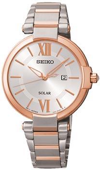 Наручные женские часы Seiko Sut156p1 (Коллекция Seiko Conceptual Series Dress)
