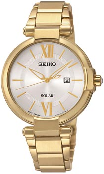 Наручные женские часы Seiko Sut158p1 (Коллекция Seiko Conceptual Series Dress)