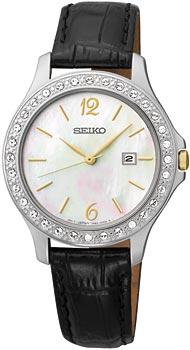 Наручные женские часы Seiko Sxdf81p2 (Коллекция Seiko Promo)