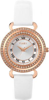 Наручные женские часы Timex T2p230 (Коллекция Timex Crystal)