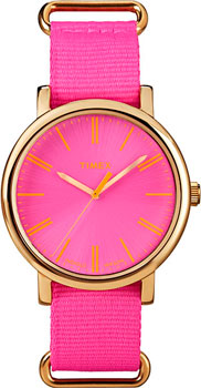 Наручные женские часы Timex T2p364 (Коллекция Timex Originals)