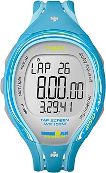 Наручные женские часы Timex T5k590 (Коллекция Timex Ironman Triathlon)